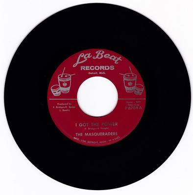 Masqueraders - I Got The Power / Together That's The Only Way - La Beat P 6704