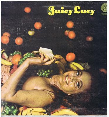 Juicy Lucy - Juicy Lucy / 1969 UK press - Vertigo 847 901 VTY