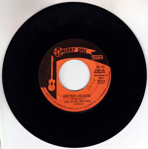 Sister Jeanie/ Oh Lonesome Me