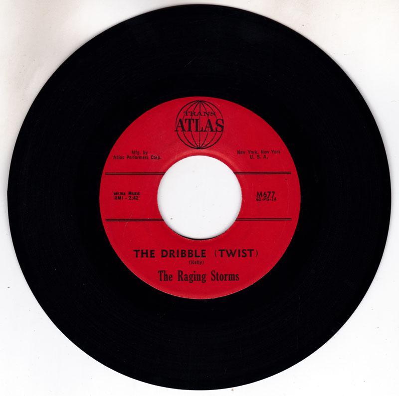 The Dribble (twist)/ Hound Dog