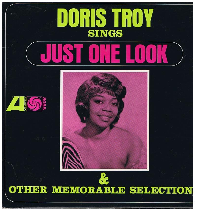 Doris Troy  - Just One Look / 1963 USA press - Atlantic 8088