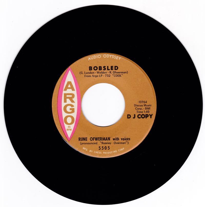 Bobsled/ Gospel Walk