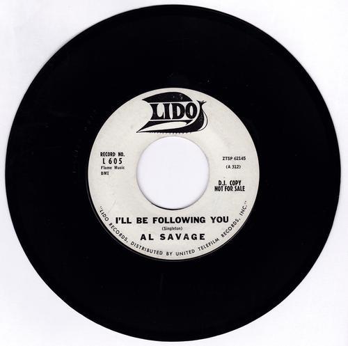 I'll Be Following You/ I Need