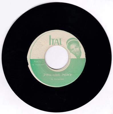 Dr. Alimantado – Jah Have Mercy / Plea I Cause - Ital 2448