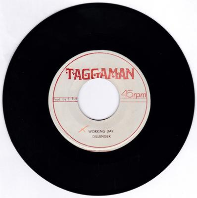 Dillenger - Working Day / version - Taggaman 2204