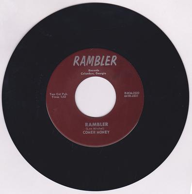 Comer Money - Rambler / River Of No Return - Rambler PK4M 1430