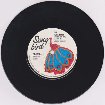 Scotty and The Crystalites - Jam Rock Style / Rock Style version - Song Bird SB-1051