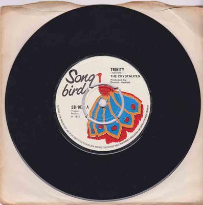 Crystalites / Scotty - Trinity / Monkey Drop - Song Bird SB 107