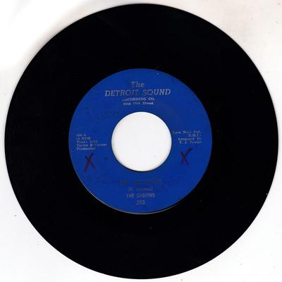 Sequins - Try My Love / He's Gonna Break Your Heart - Detroit Sound 503