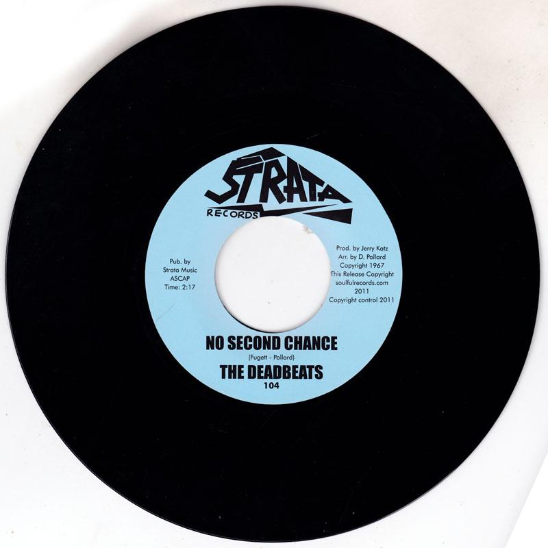No Second Chance/ Blank