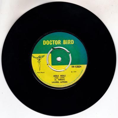 Laurel Aitken - Heile Heile (The Lion) / Call Collect - Doctor Bird DB 1202