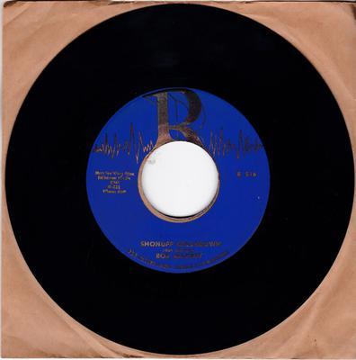 Bob Mackey - Shonuff' Miss Brown / I Must Be a Fool - R R 16