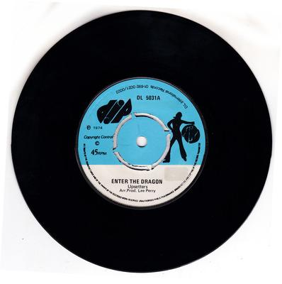 Upsetters - Enter The Dragon / Lady Lady - DIP DL 5031
