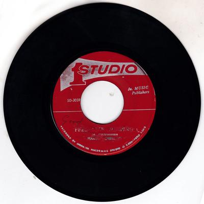 Marcia Griffith / Lester Sterling - Feel Like Jumping / Wiser Than Solomon - Studio One  7340