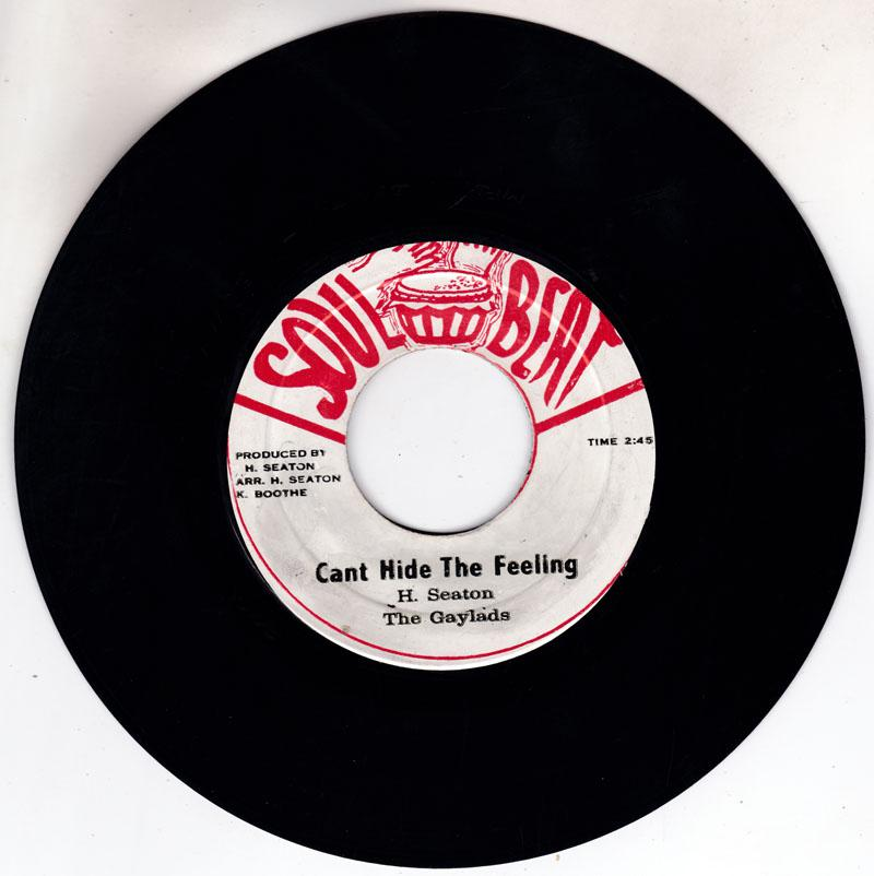 Can't Hide The Feeling/ Version
