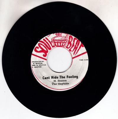 Image for Can't Hide The Feeling/ Version