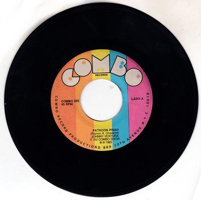 Image for Patacon Pisao/ Medley From: El Hombre Y Su Mu