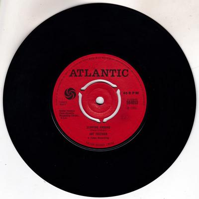 Art Freeman - Slipping Around  / Can't Get You Out Of My Mind - Atlantic 584053