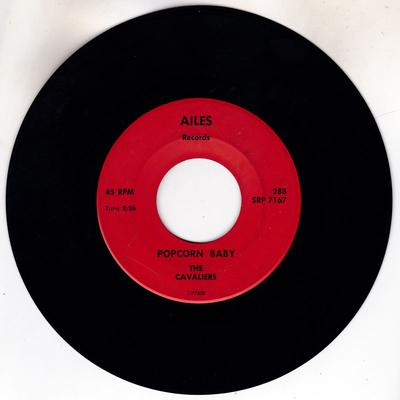 Cavaliers - Popcorn Baby  / Ham And Bread - Ailes SRP 7167