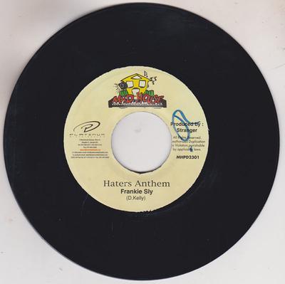Image for Haters Anthem/ Same Vinyl Radio Edit