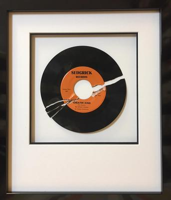 Don Gardner - Cheating KInd - Segdrick 3001 FRAMED