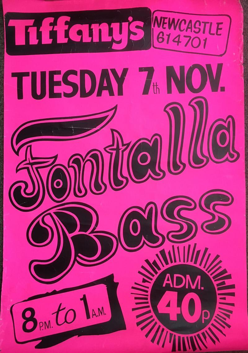 FONTELLA BASS -  Fontella Bass live at Tiffanys / 19