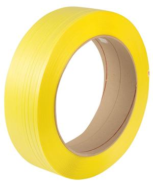 Safeguard® Yellow 12 x 0.85mm PP Strap