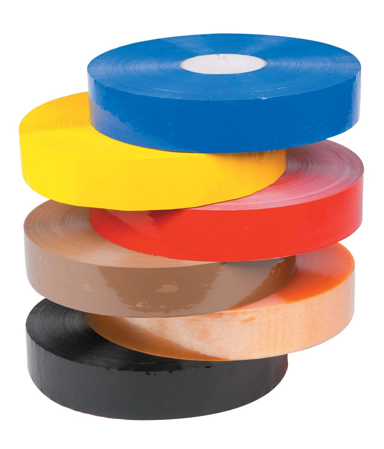 Pacplus® Yellow 48mm Machine Tape