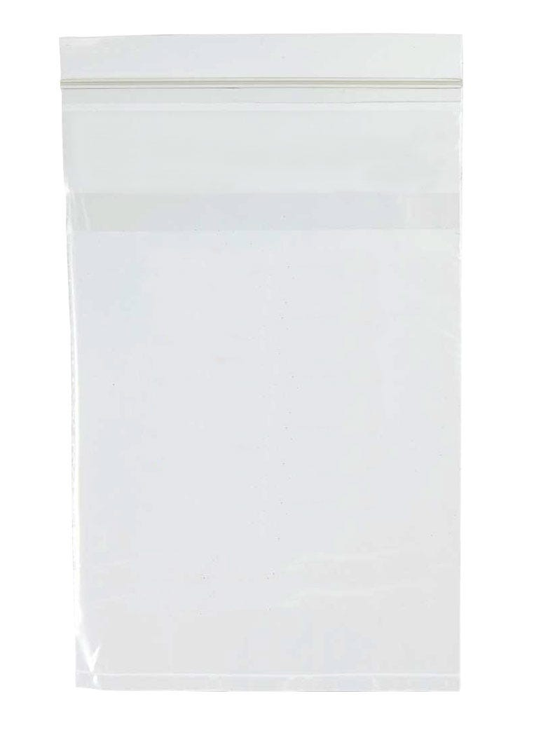 Tenzapac® Grip Seal Specimen Bags with Pouch