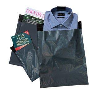 Tenzapac® Grey Mailing Bags, 170 x 230mm