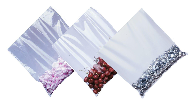 Tenzapac® 203 x 254mm Open Ended Bags, 62.5mu