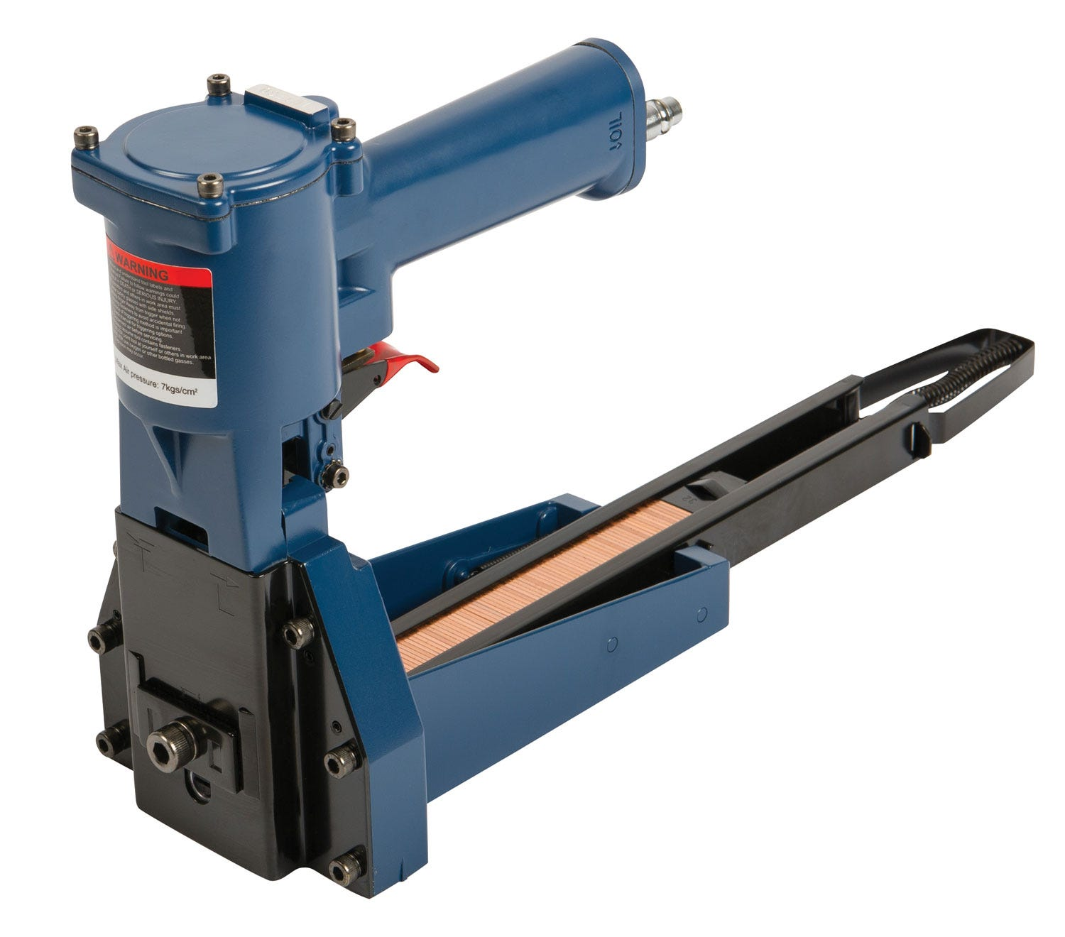 Stronghold® Pneumatic Carton Stapler
