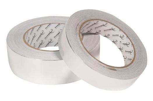 Image for Pacplus® Heavy Duty 25mm Aluminium Foil Tape