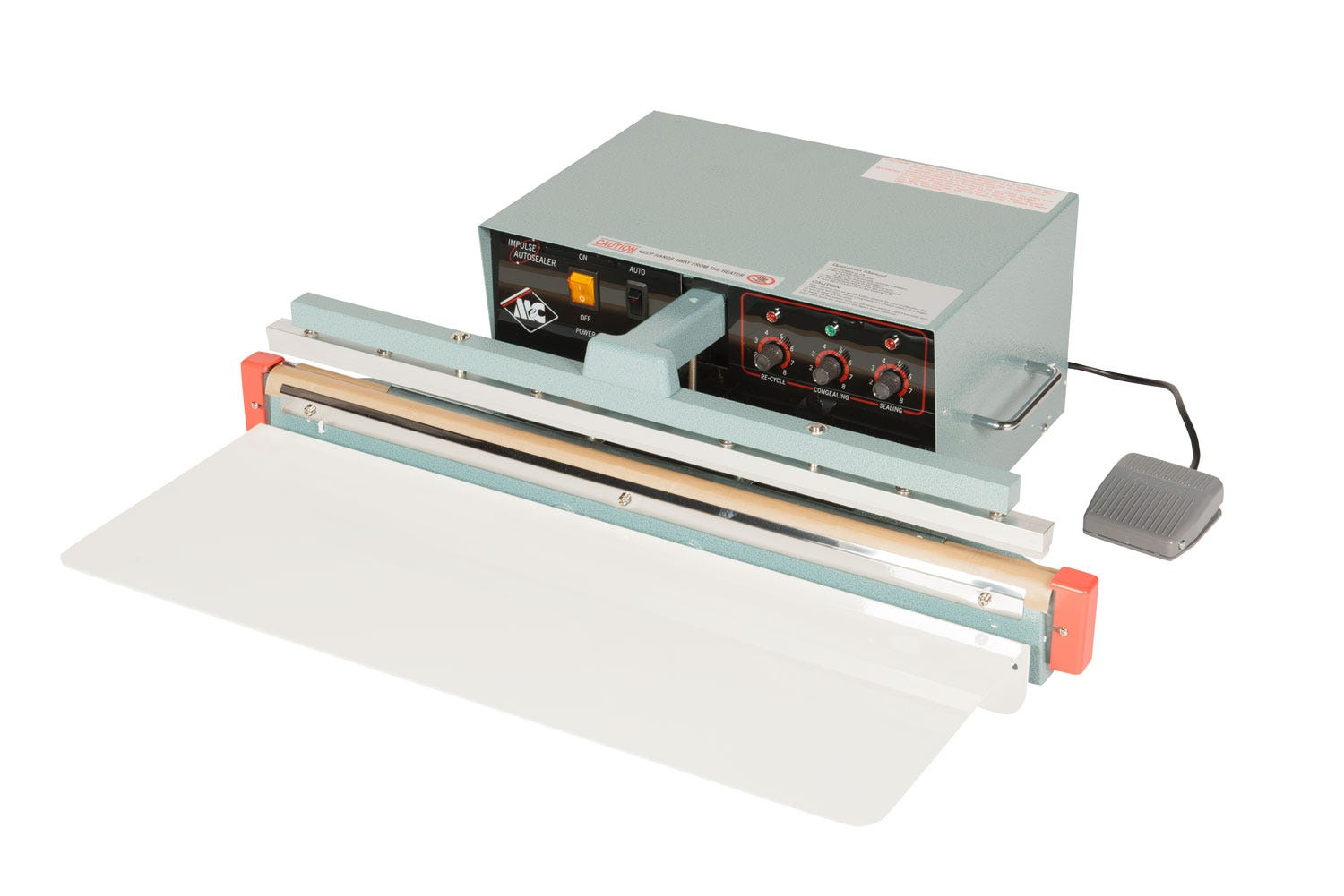 Pacplus® Automatic 600mm Heat Sealer