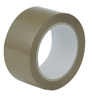 Pacplus® 75mm Clear PP Acrylic Tape