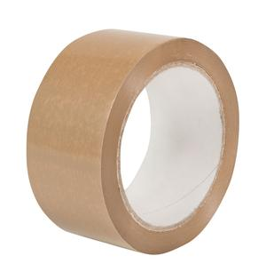 Pacplus® 25mm Buff Vinyl Tape