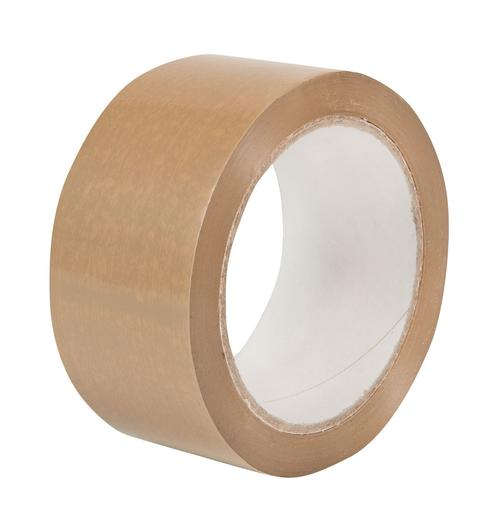 Image for Pacplus® 75mm Buff Vinyl Tape