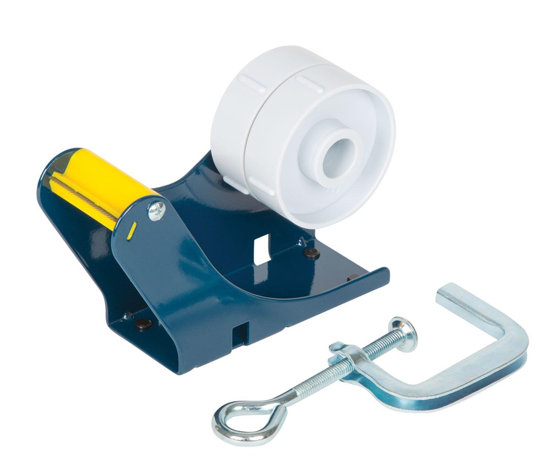Pacplus® Bench Clamp Dual Tape Dispenser