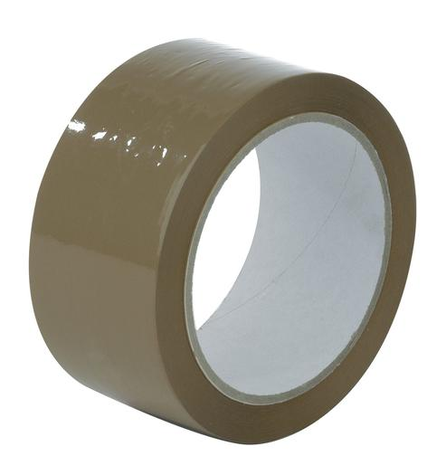 Image for Pacplus® 25mm Clear PP Hotmelt Tape