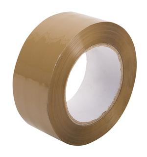 Pacplus® 48mm Low Noise Clear Tape, 132mtr