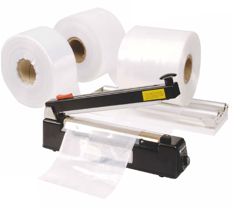 Pacplus® 62.5mu Layflat Tubing, 254mm