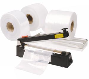 Pacplus® 125mu Layflat Tubing, 610mm
