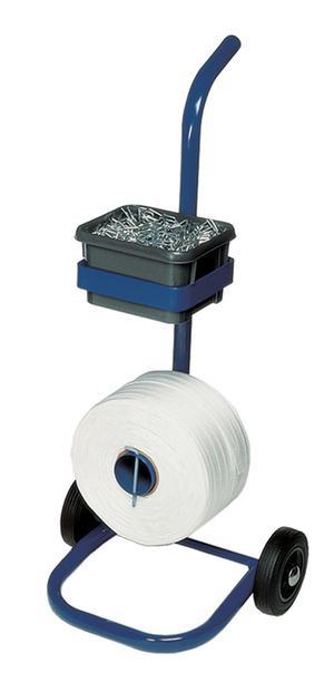 Safeguard® Corded PET Strap Dispenser Trolley