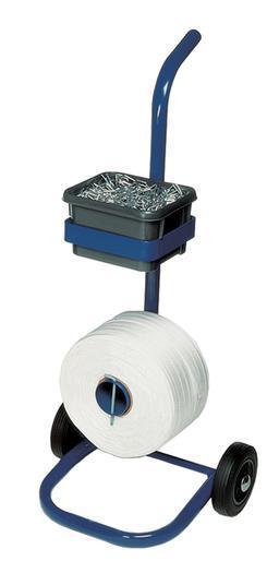 Image for Safeguard® Corded PET Strap Dispenser Trolley