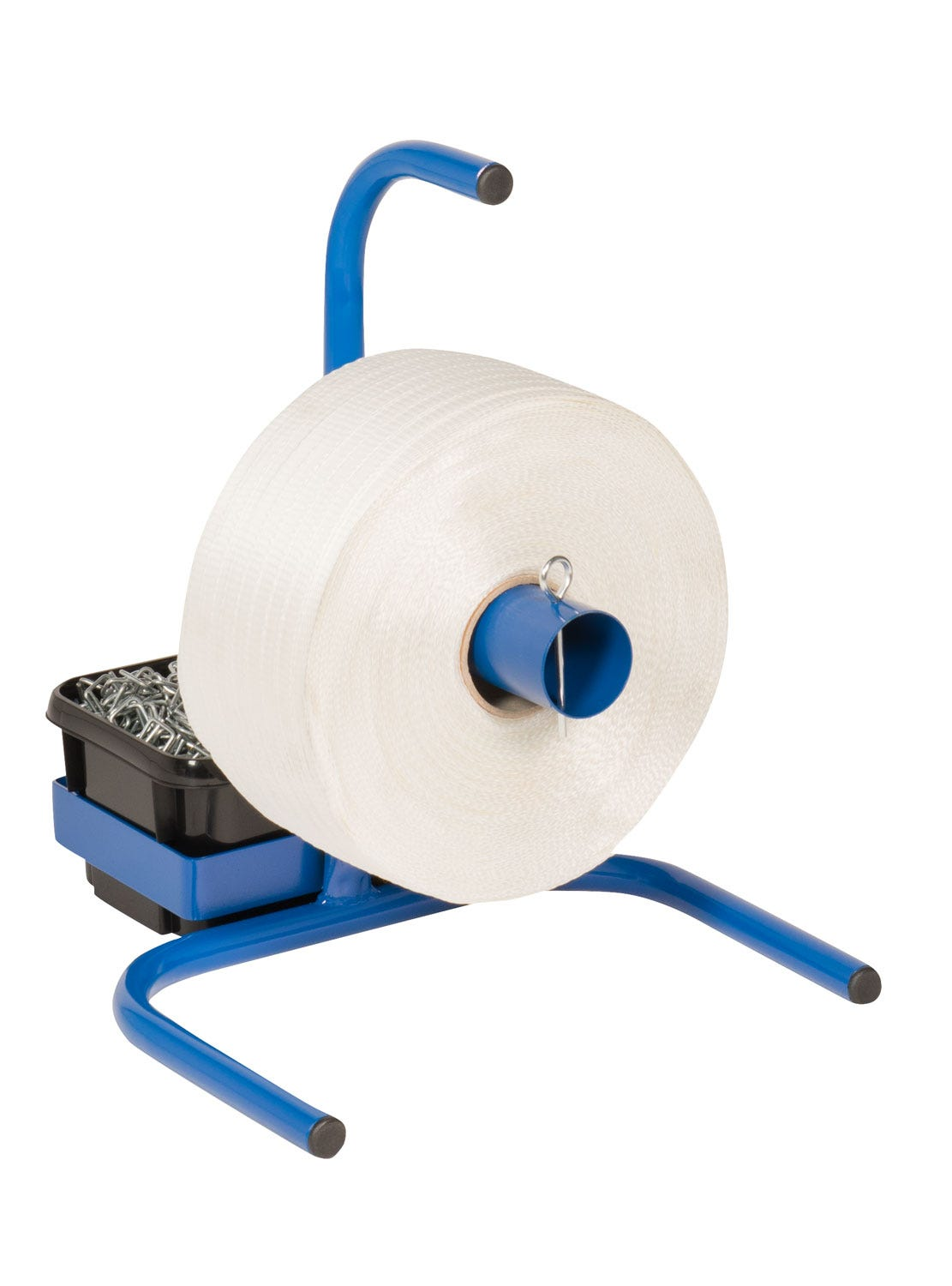 Safeguard® Static Strapping Dispenser, Corded PET
