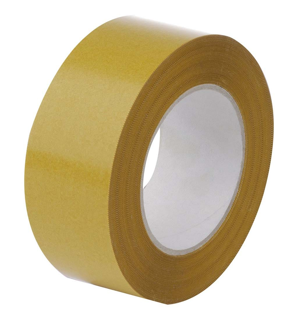 Pacplus® uPVC 50mm Double Sided Tape