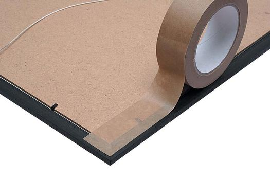 Image for Pacplus® 75mm Kraft Tape