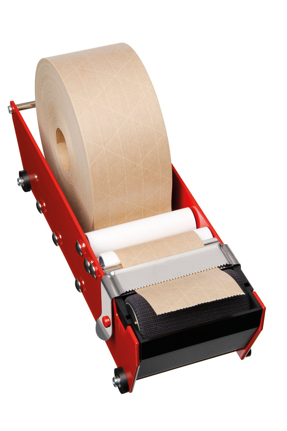 Budget Pull & Tear Gummed Paper Tape Dispenser