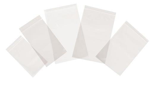 Image for Tenzapac® 125 x 200mm Extra Heavy Plain Grip Seal Bags