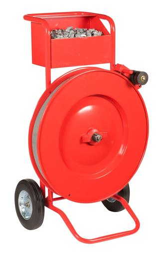 Image for Safeguard® Heavy Duty Dispenser Trolley